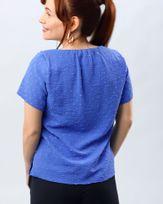 Blusa-Tecido-Textura-Poas-Azul-Sublime