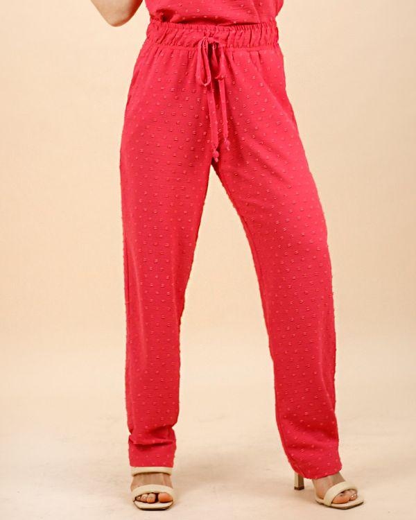 Calca-Comfy-Tecido-Texturas-Poas-Rosa-