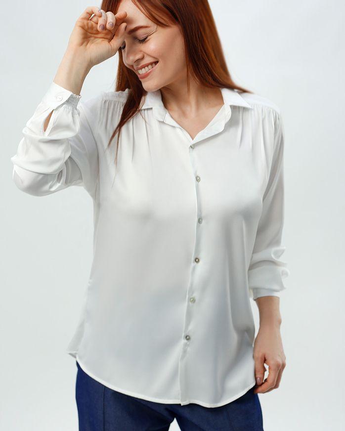Camisa-Tecido-Acetinado-Manga-Longa-Off-White