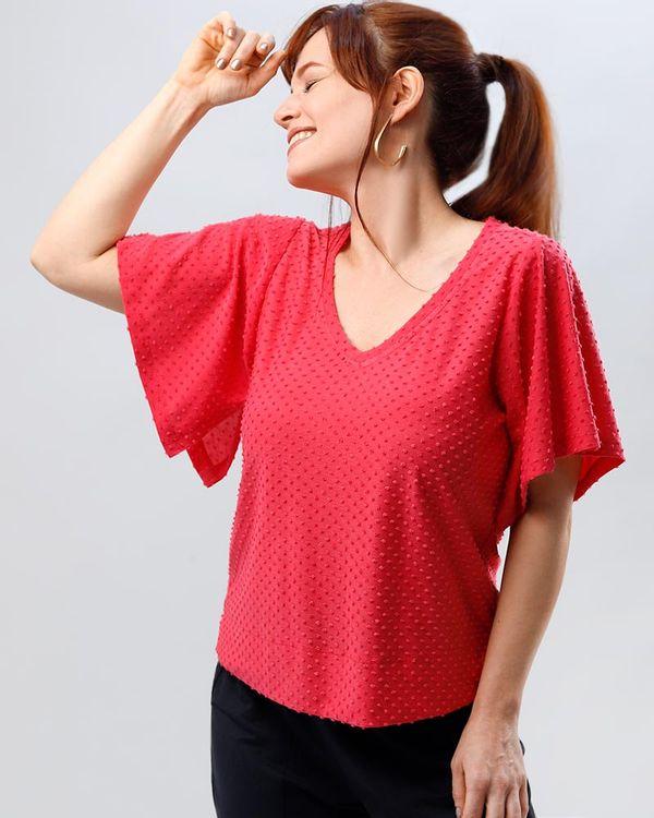 Blusa-Malha-Textura-Poas-Mangas-Kimono-Magenta-