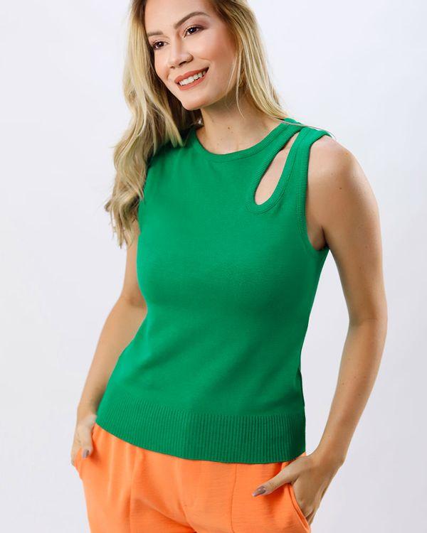 Blusa-Trico-Detalhe-Vazado-Verde-Luz-