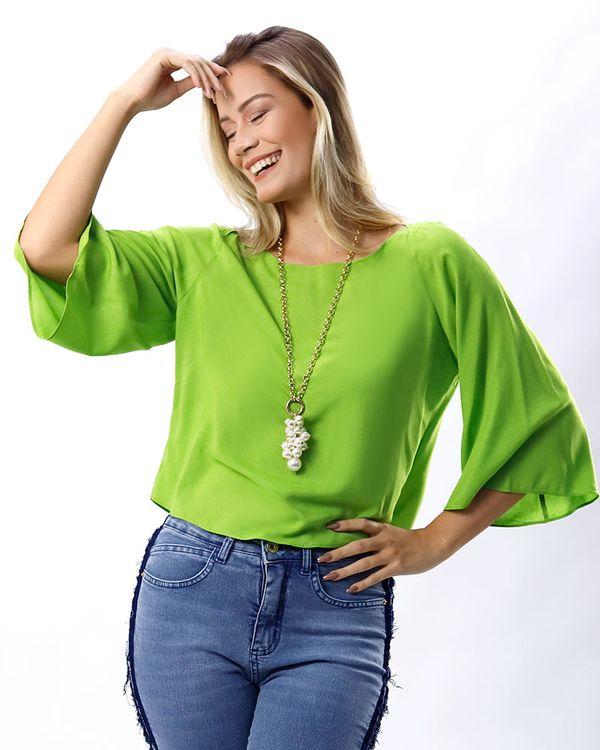 Blusa-Cropped-Tecido-Gloss-Verde-Luz